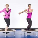 Fitness-Trampolin